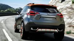 Nissan Kicks Concept à la brésilienne