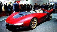 Pininfarina Sergio : validée en 6 unités