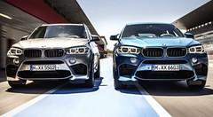 Nouveaux BMW X5 M et X6 M : une génération encore plus sportive !