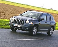 Essai Jeep Compass 2.0 CRD : Baby Jeep