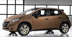 Peugeot 208 Natural Concept : une 208 qui sent le poisson ou presque