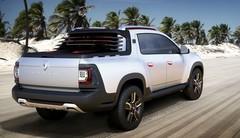 Renault Duster Oroch : le pickup brésilien