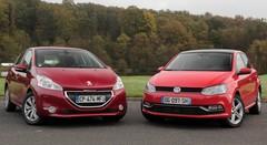 Essai Volkswagen Polo restylée vs Peugeot 208 : marquage à la culotte