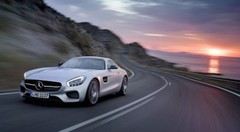 "Mercedes : l'AMG GT ""sold out"" jusqu'en 2016"
