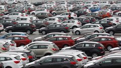 Immatriculations Octobre : Le marché auto ne profite pas du Mondial de Paris