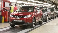 Nissan Qashqai : 2 millions à Sunderland