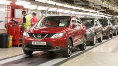 Le Nissan Qashqai dépasse les deux millions