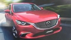 Le restyling de la Mazda6 débarque en avance