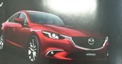Déjà un restylage pour la Mazda 6