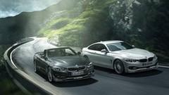 BMW Alpina D4 Bi-Turbo 6 cylindres diesel 350 ch en coupé et cabriolet