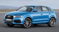 Audi Q3 2015 : calandre inédite et puissance toute pour la RS
