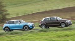 Essai Mini Cooper 5 portes vs Audi A1 Sportback