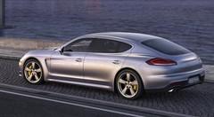 Porsche : la nouvelle Panamera en 2015 ?