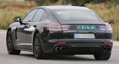 La Porsche Panamera 2016 se balade