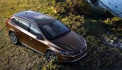 La V60 élargit la gamme Cross Country de Volvo