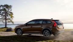 Volvo V60 Cross Country : l'escapade US