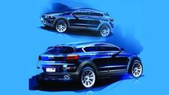 Qoros 3 City SUV : première image
