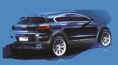 Qoros 3 City SUV : le crossover chinois dans les starting-blocks