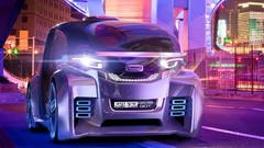 Q QorosQloud Qubed : la voiture de 2029