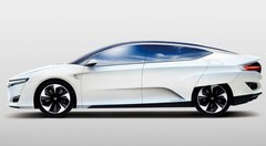 Honda dévoile le FCV Concept, sa prochaine auto fonctionannt à l'hyrdrogène