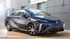 Toyota: la voiture du futur se nomme Mirai