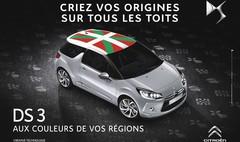 DS 3 Edition « Régions » : fière de ses origines