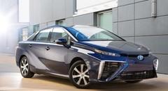 Toyota Mirai : Toyota Mirai : l'hydrogène comme carburant