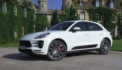 Essai Porsche Macan Turbo
