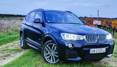 Essai BMW X3 restylé : pour rester leader du marché