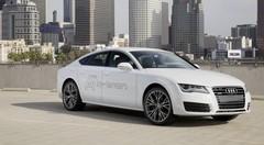 Audi présente l'A7 Sportback h-tron quattro à pile à combustible