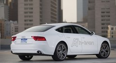 Audi A7 h-tron Concept : la pile à combustible selon Ingolstadt