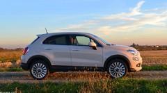 Essai Fiat 500X 2015 en Italie