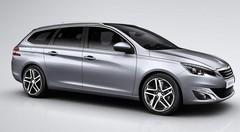 Peugeot 308 SW : taxi de l'année 2014-15