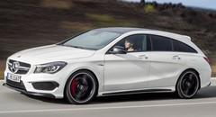 Mercedes-Benz CLA Shooting Brake : petit frère de CLS