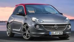 Opel Adam S 150 ch 2015 : la citadine sport à partir de 18 900 euros
