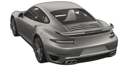 Est-ce la Porsche 911 Turbo 2015 ?