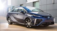 Toyota prévoit de vendre 700 Mirai dans le monde l'an prochain