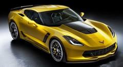 Chevrolet Corvette Z06 2015 : prix à partir de 100.400 euros