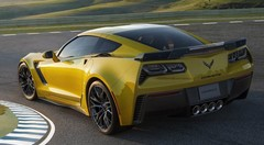 Chevrolet Corvette Z06 2015 : La supercar US à partir de 99 500 € en Europe