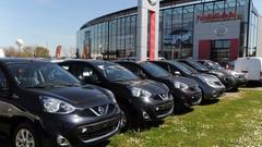 Les ventes de voitures neuves en France se tassent de 2,3% en novembre