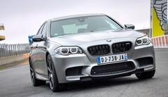 Essai BMW M5 30 Jahre : 600 ch d'un V8 inépuisable !