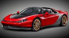 Ferrari Sergio : produite à 6 exemplaires