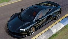 McLaren 650S Limited Edition : 50 unités