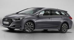 Hyundai i40 restylée