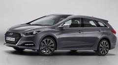 Nouvelles Hyundai i40 restylée et i40 SW : plus technologiques