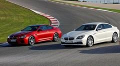 BMW Série 6 restylée : un peu plus chic