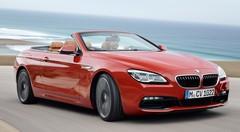 BMW Série 6 & M6 restylées : évolutions mineures