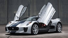 La Jaguar C-X75 aura également sa place dans le prochain James Bond