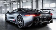 """James Bond : la voiture du """"méchant"""" sera la Jaguar C-X75"""