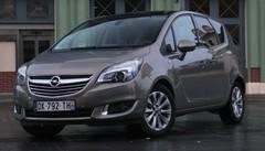 Essai Opel Meriva 1.6 CDTi 110 ch : bonne moyenne